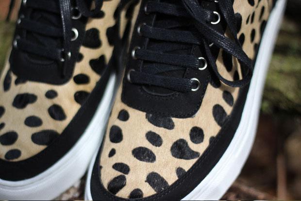 Filling Pieces Leopard Low Top 2012
