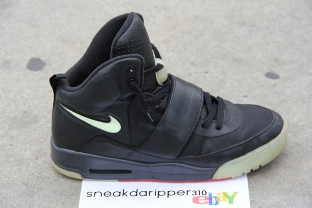 Nike Air Yeezy 1 Sample Grammy eBay (Alexandre Hoang)