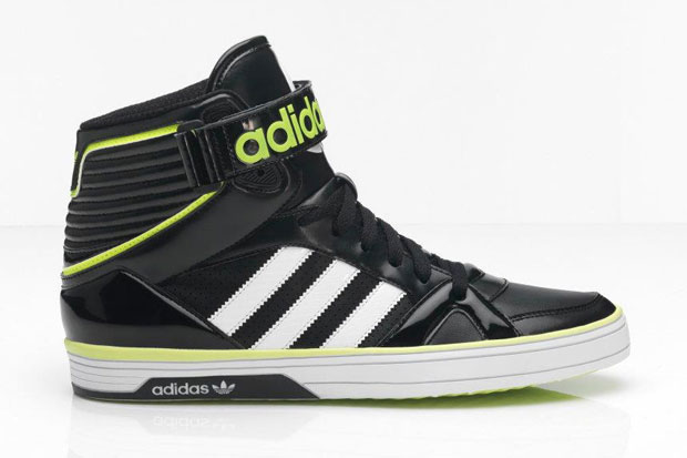 adidas Originals Space Diver Black/Yellow