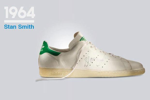 adidas Originals Stan Smith 1964 blanc/vert