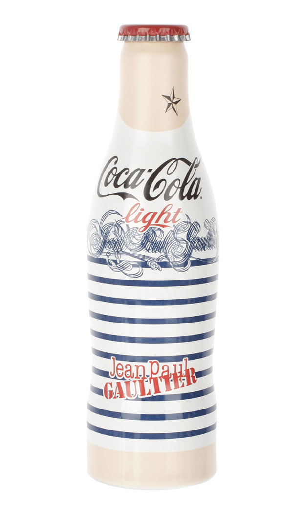 Jean-Paul Gaultier x Coca Cola Light