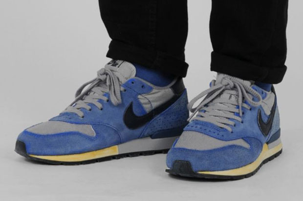 Nike Epic Vintage QS 2012 - Bleu