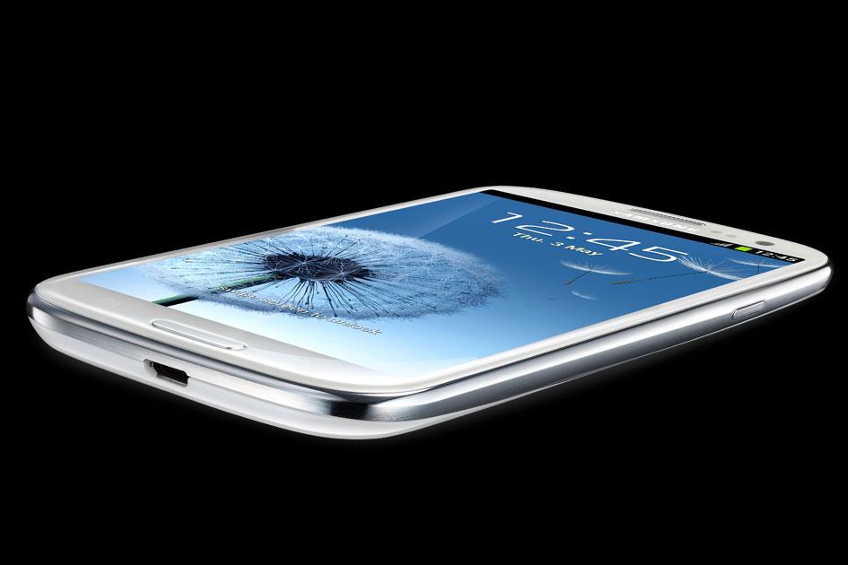 Samsung Galaxy SIII Marble White-2