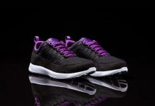 Supra Owen (Black/Purple)