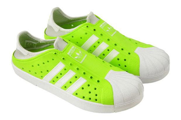 adidas Originals Beachstar Citron/Blanc