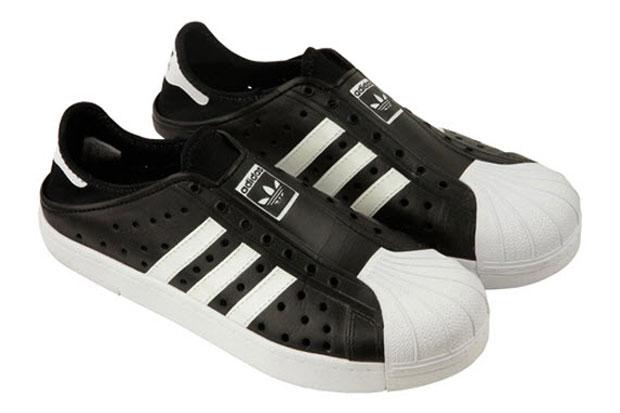 adidas Originals Beachstar Noir/Blanc