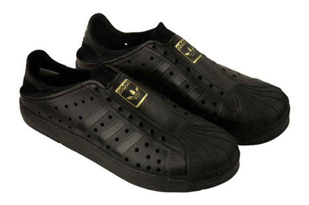 adidas Originals Beachstar Noir/Or