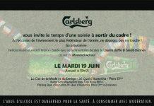Soirée Carlsberg x Euro 2012 à la Maison du Design (Paris)