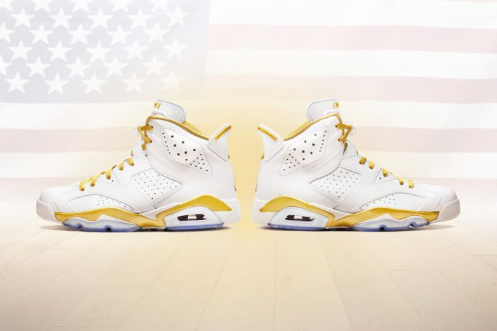 Air Jordan 6 Golden Moments