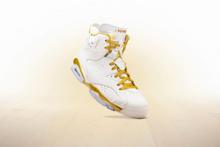 Air Jordan 6 Golden Moments Pack 2012