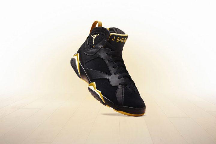 Air Jordan 7 Golden Moments Pack 2012