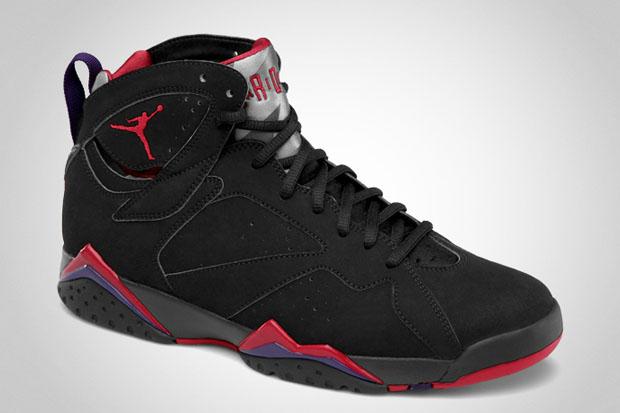 Air Jordan 7 VII Raptors Retro 2012