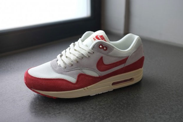 Nike Air Max 1 Red OG Retro 2013 Preview
