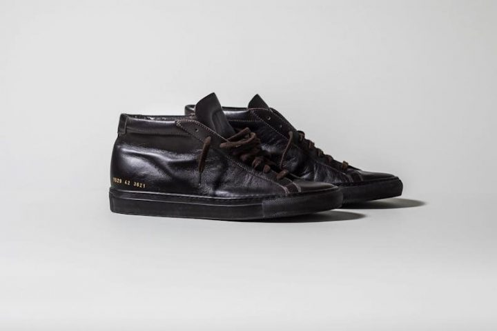 Common Projects Original Achilles Black - Automne/Hiver 2012