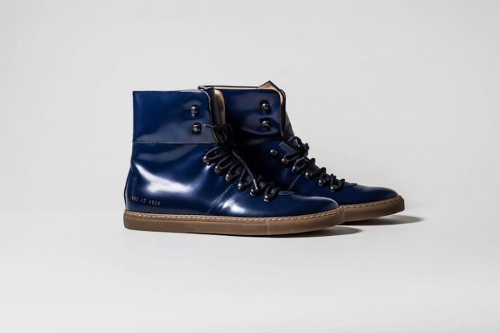 Common Projects Rec Training Blue - Automne/Hiver 2012