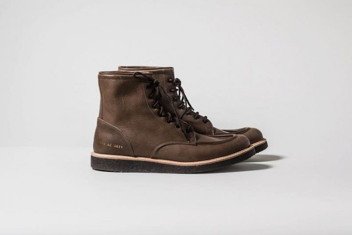 Common Projects Workboot Brown - Automne/Hiver 2012