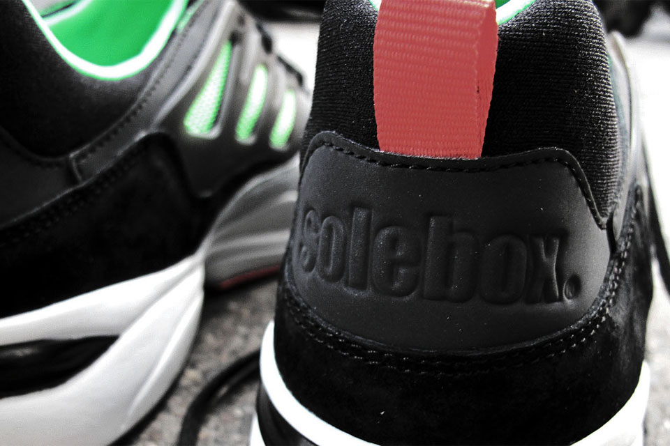 Solebox x Adidas Consortium Torsion Allegra (Preview)