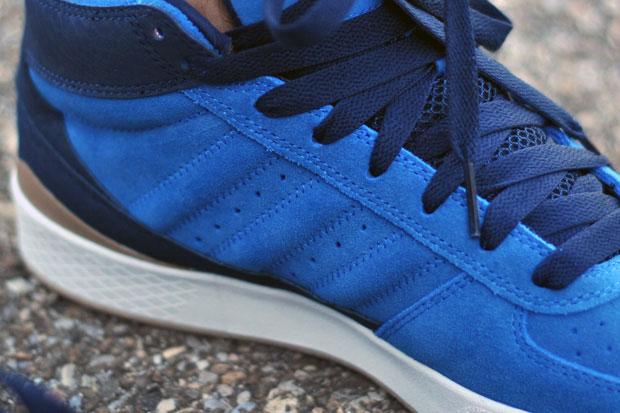 adidas Originals Forum X Bleu