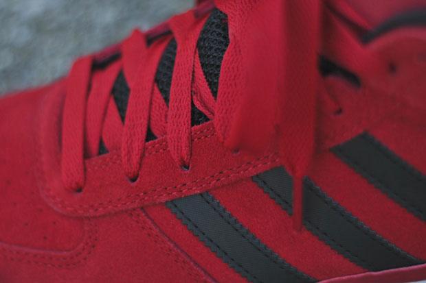 adidas Originals Forum X Rouge - Printemps/Été 2012