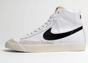 Nike Blazer Mid '77 Black - Retro 2012