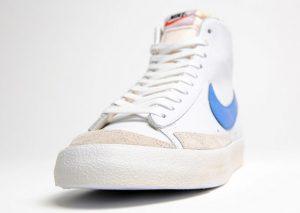 Nike Blazer Mid '77 Bleu - Retro 2012