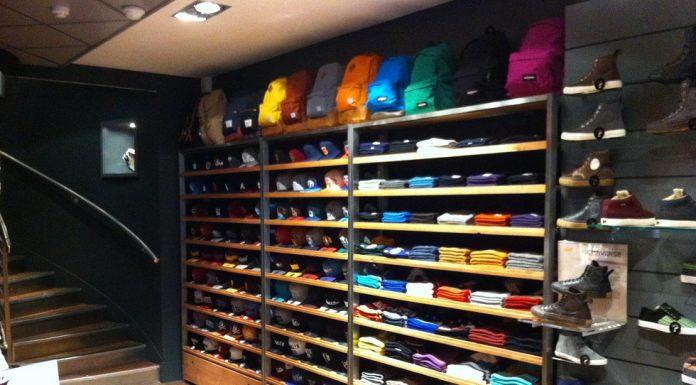 Boutique size Paris Chatelet les Halles-3