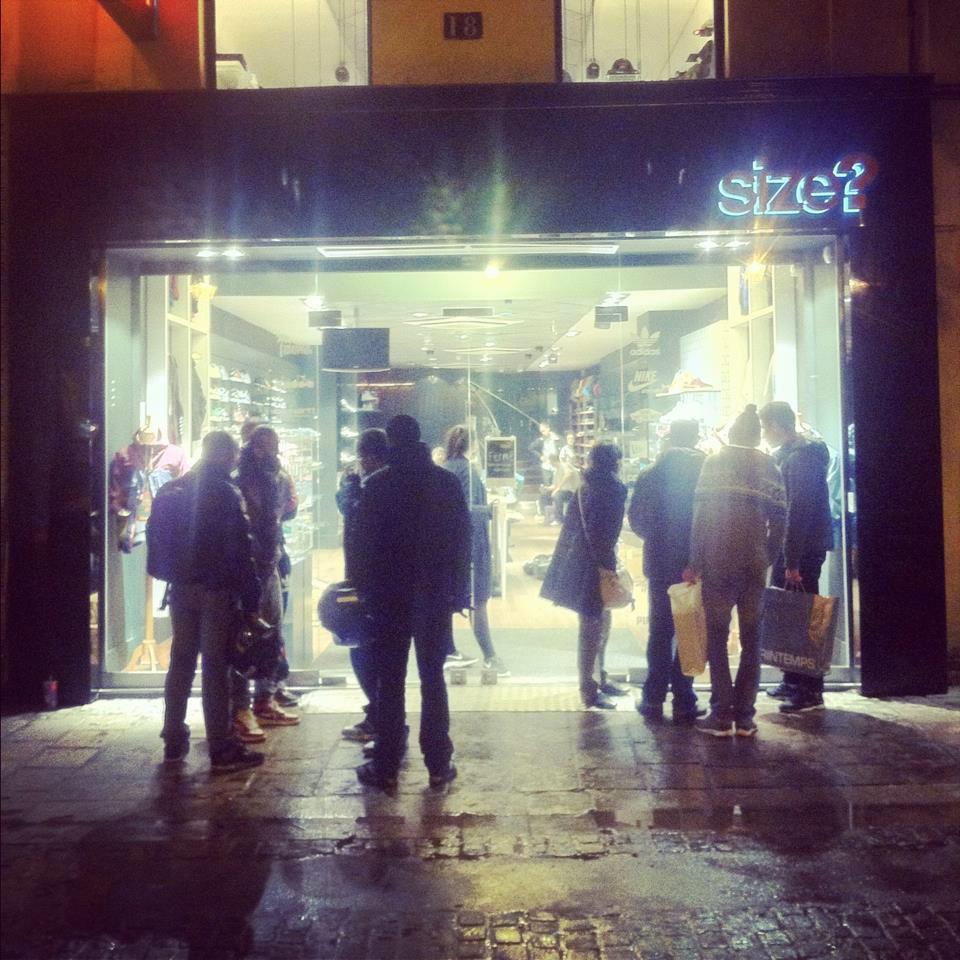 Boutique size paris les halles france 2012 - Les halles paris ouverture ...