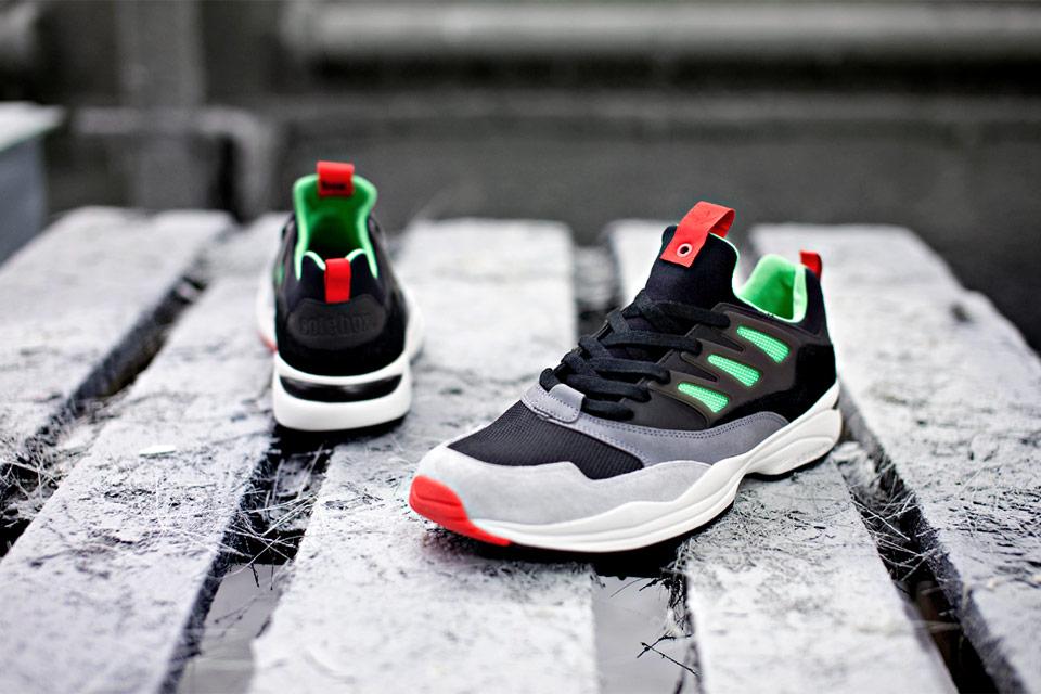 Solebox x Adidas Consortium Torsion Allegra