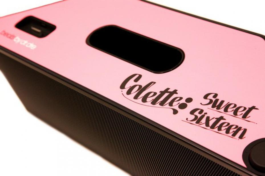 Beatbox Sweet Sixteen Beats by Dr Dre x colette - 16th Anniversary-1