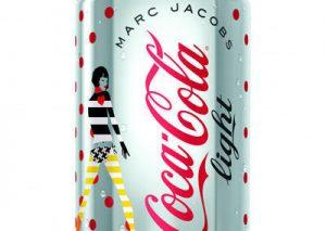 Canette Coca-Cola Light x Marc Jacobs 30 ans-1