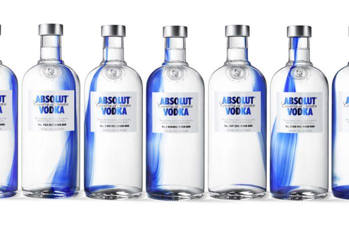 Absolut Vodka Originality 2013