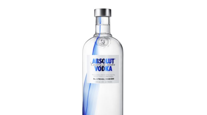 Bouteille Absolut Originality 2013