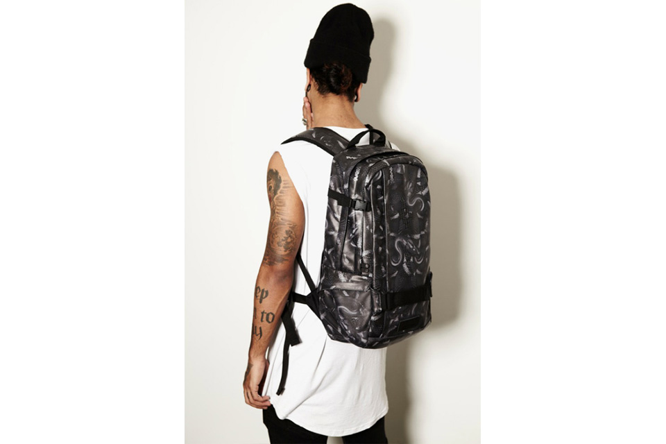 Eastpak x Marcelo Burlon - Collection 2014