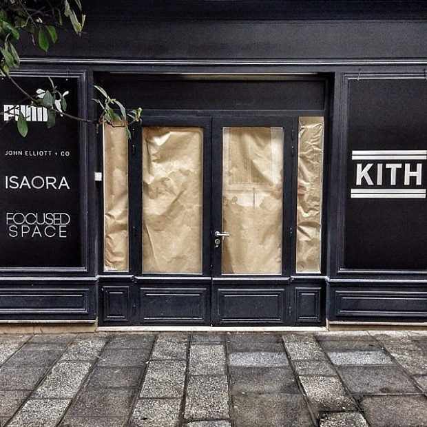 Magasin KITH Paris
