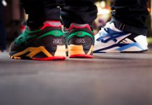 Packer Shoes x Asics GEL Kayano Trainer Teaneck (Preview)