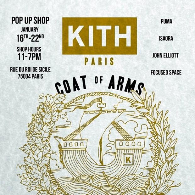 ouverture pop-up shop- paris fashionweek janvier 2014