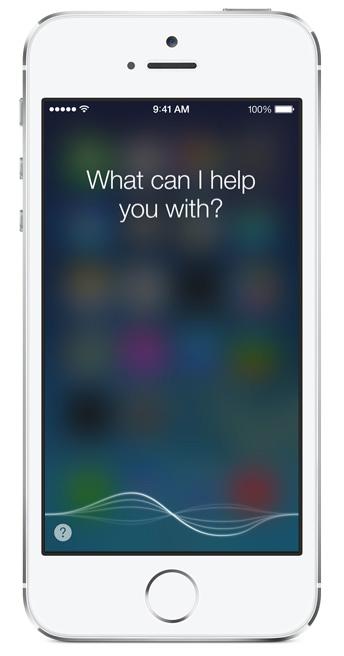 Apple Mise a jour iOS 7.1 Siri