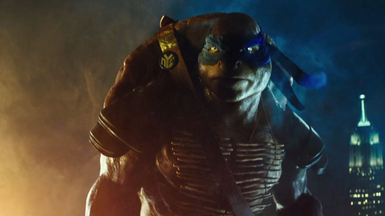 TMNT Tortue Ninjas Film (Trailer Video)