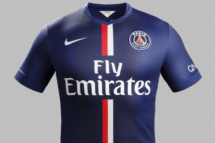 Nouveau maillot psg domicile 2014/2015-3