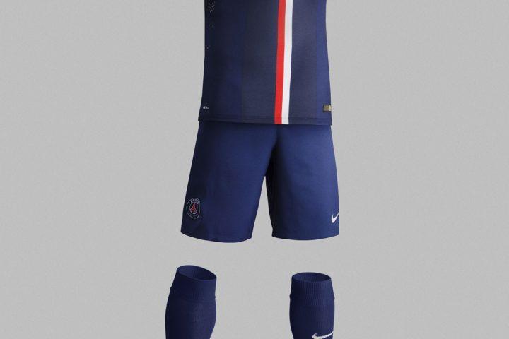 Nouveau maillot psg domicile 2014/2015-1