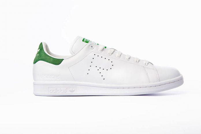 adidas Originals Stan Smith by Raf Simons PE2015 Vert/Blanc