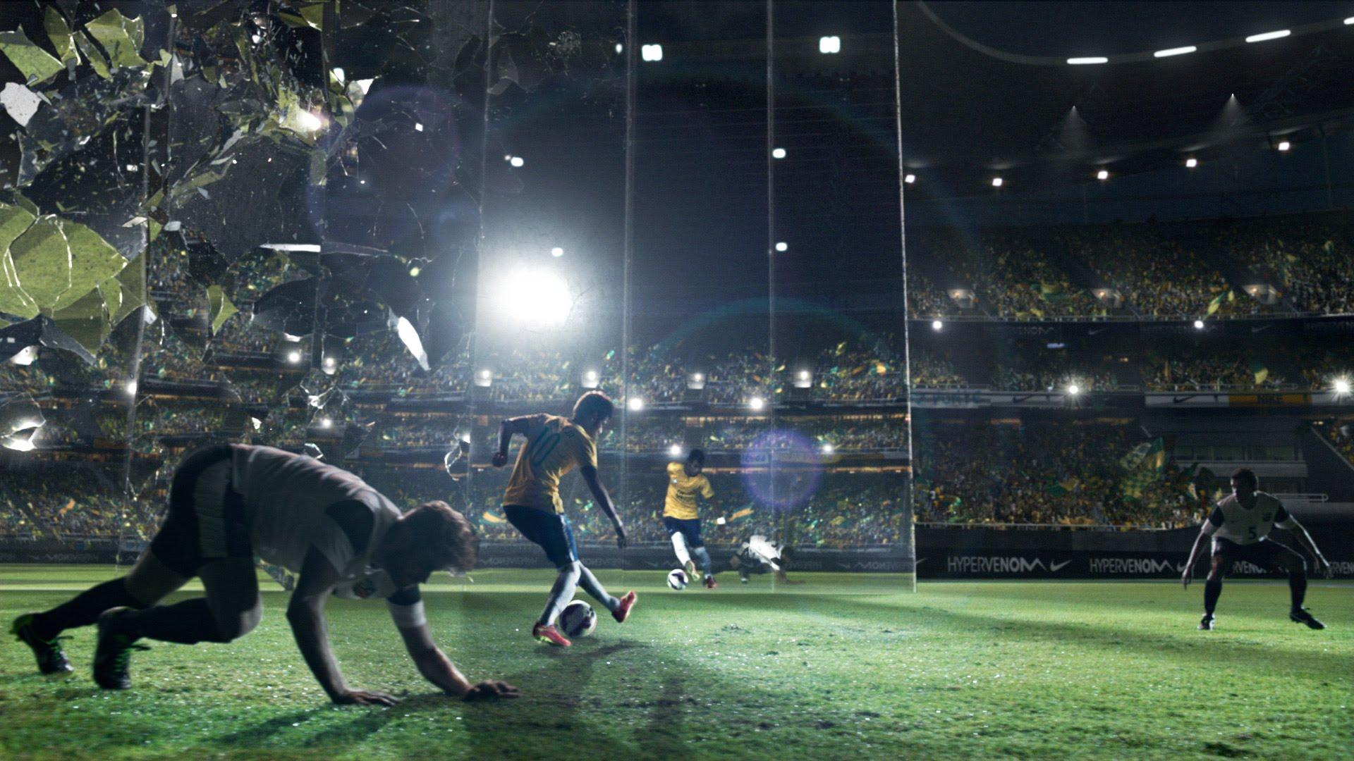 Nike Hypervenom - Mirrors Neymar Jr.