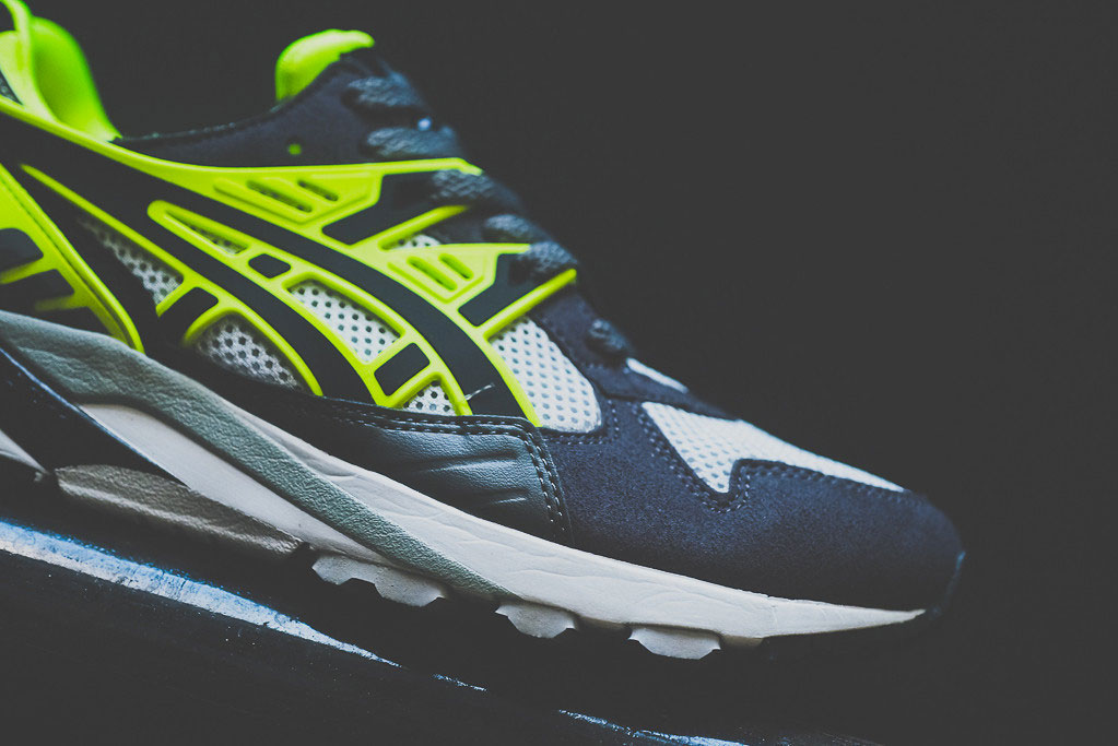 Asics Gel Kayano Trainer (White/Grey/Volt)