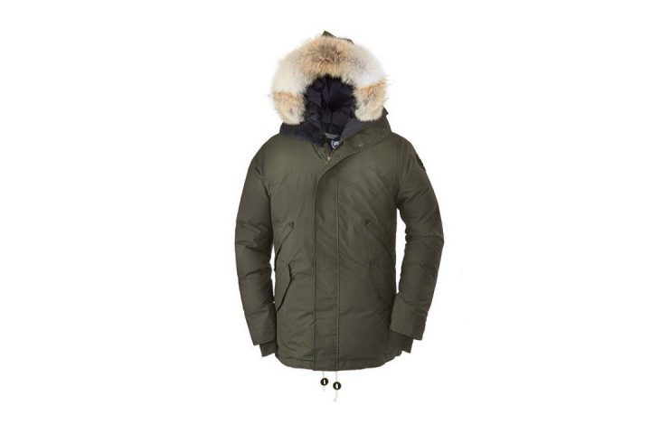 Canada Goose x Wings+Horns Decade Parka Kaki