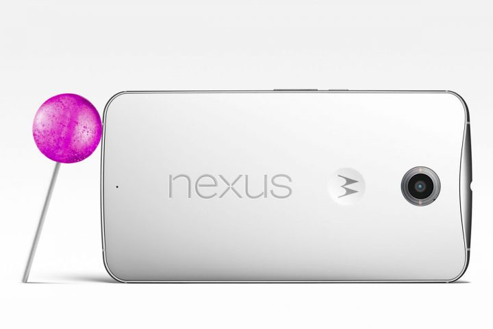 Google Nexus 6 Motorola