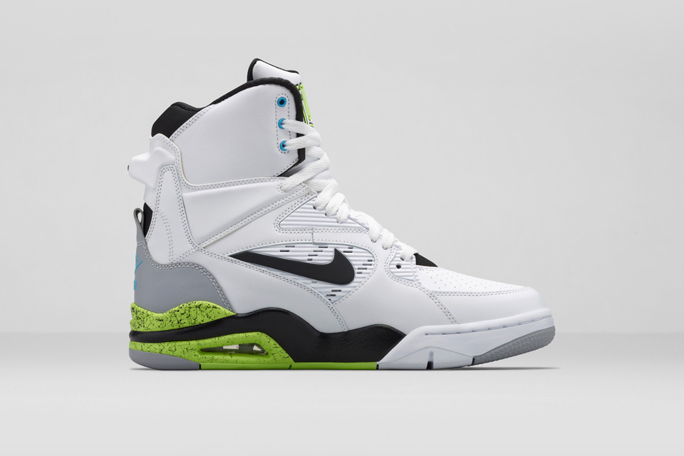 Nike Air Command Force Retro 2014 'Hot Lime'