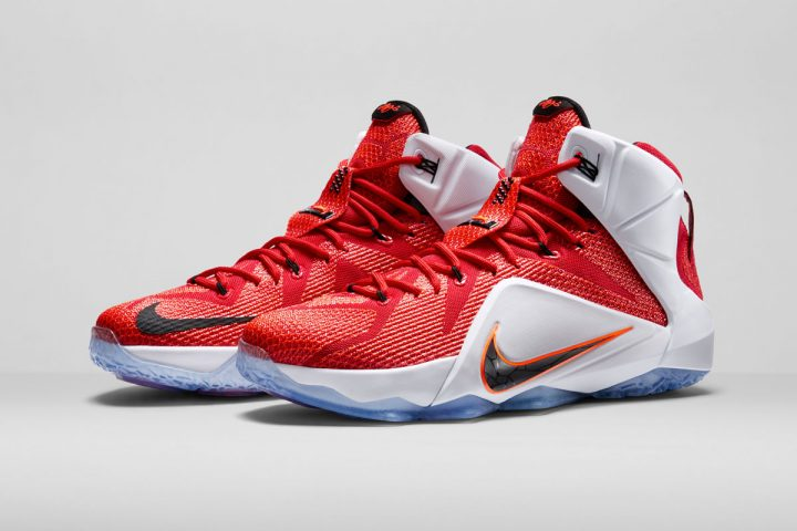 Nike Lebron 12 'Heart Of Lion'