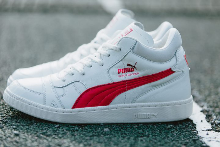 PUMA Boris Becker OG 201 (White/Red)