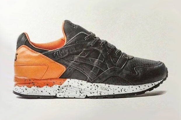 Undefeated x Asics Gel Lyte V 'False Flag' | Teaser