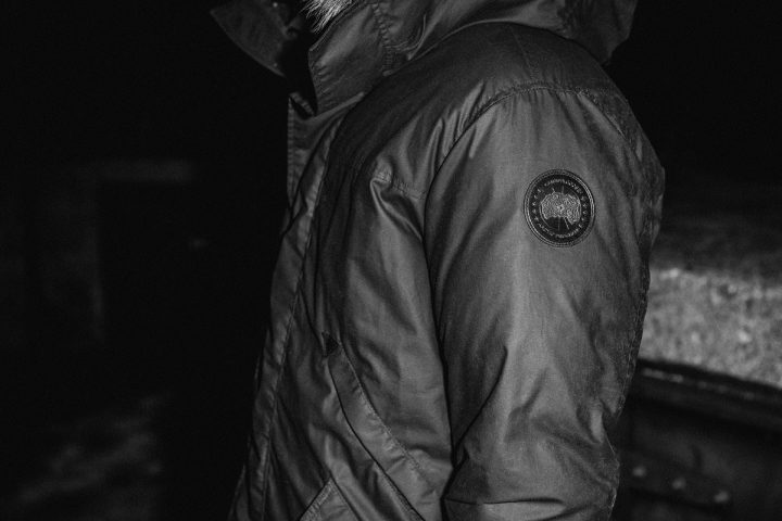 Wings + Horns x Canada Goose 'Decade Parka' Lookbook-5